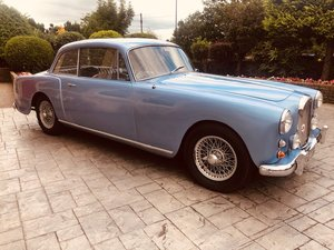1961 Alvis TD21 Manual 62k miles 4 Owners from new