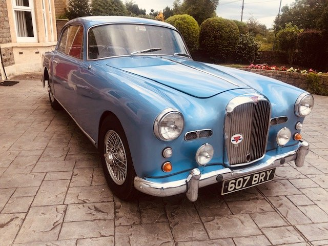 1961 Alvis TD21 Manual 62k miles 4 Owners from new For Sale (picture 3 of 6)