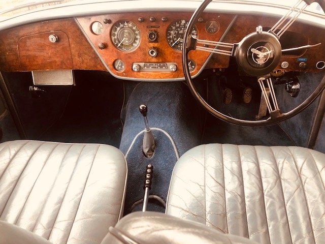 1961 Alvis TD21 Manual 62k miles 4 Owners from new For Sale (picture 5 of 6)