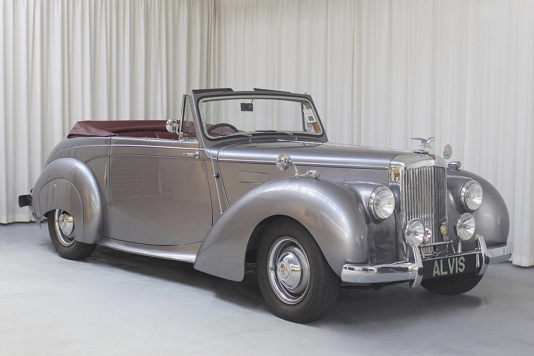 1953 TA 21 DHC by TICKFORD For Sale (picture 1 of 6)