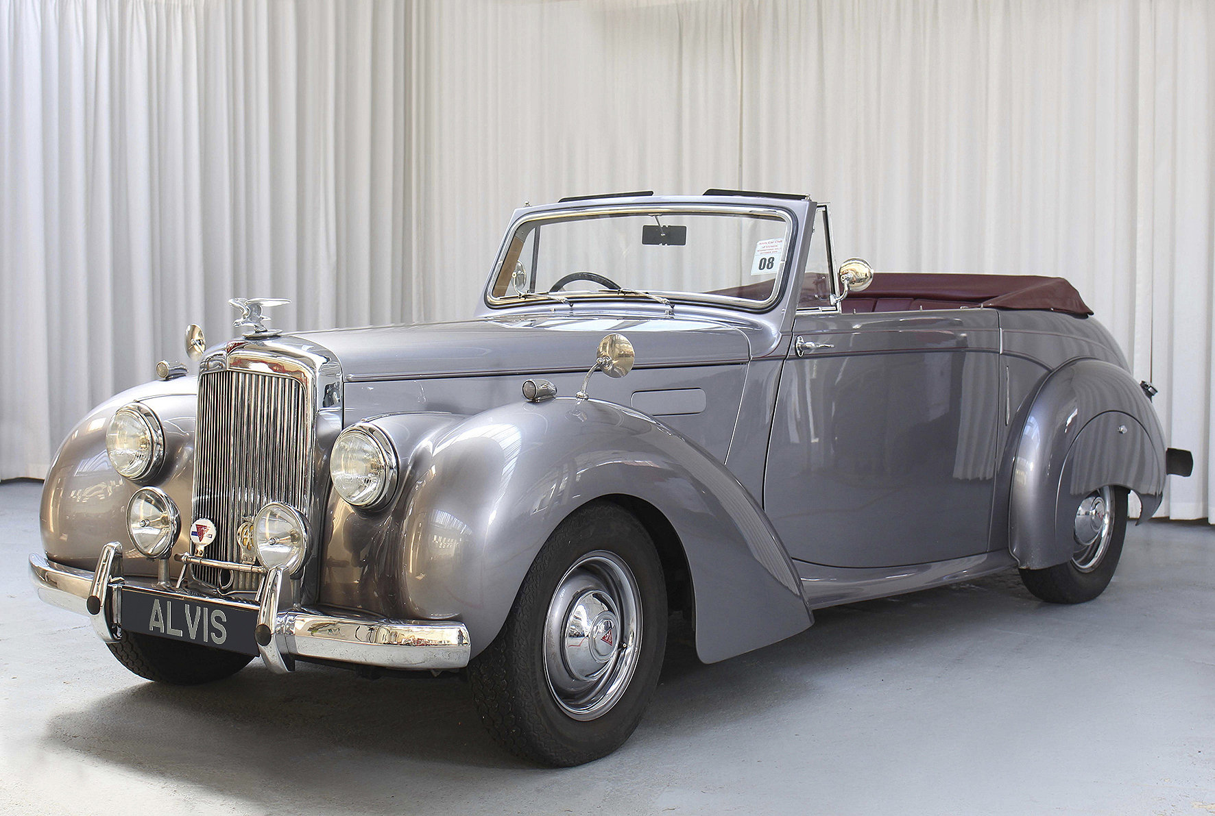 1953 TA 21 DHC by TICKFORD For Sale (picture 2 of 6)