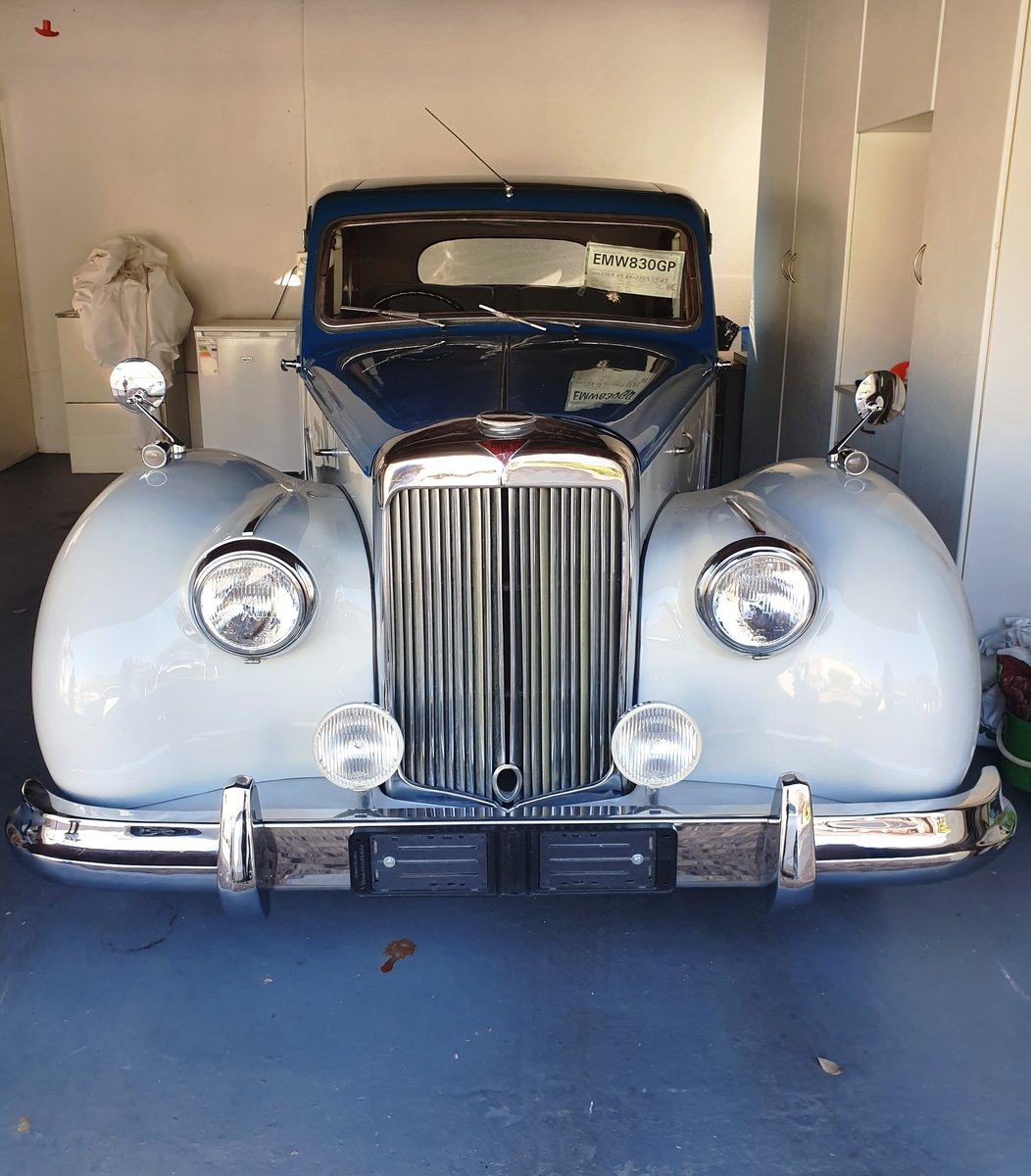 1951 Alvis TA21 For Sale (picture 2 of 6)