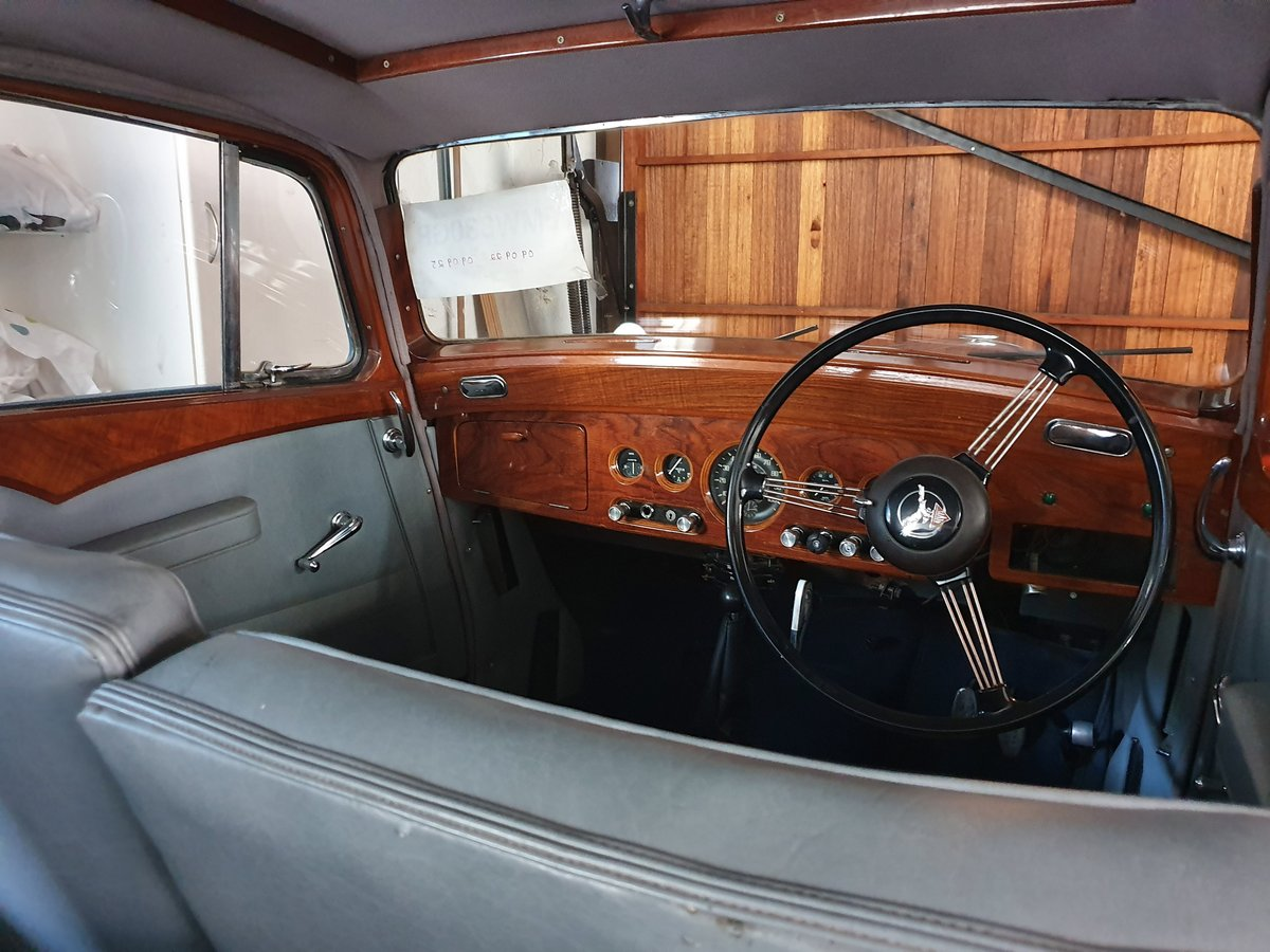 1951 Alvis TA21 For Sale (picture 4 of 6)