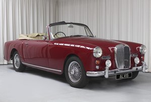 1961 TD 21 DHC By Park Ward For Sale