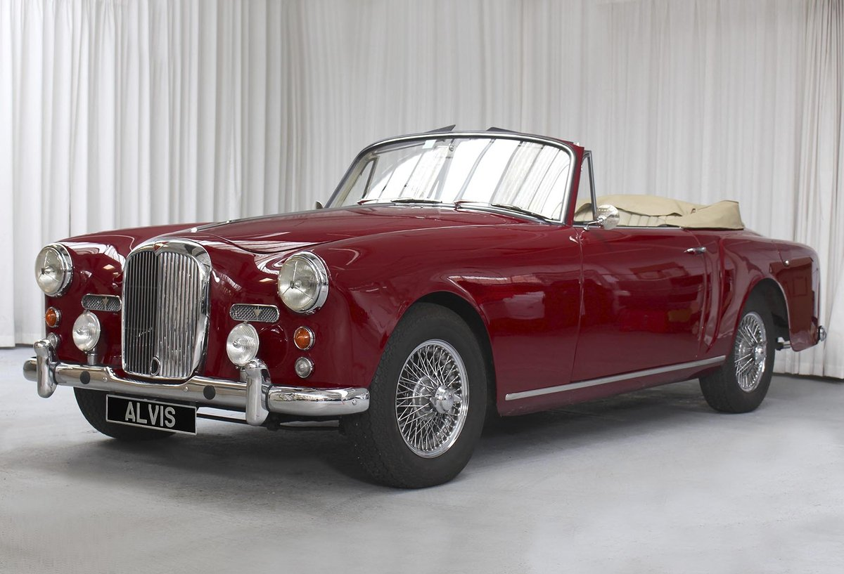1961 TD 21 DHC By Park Ward For Sale (picture 2 of 6)