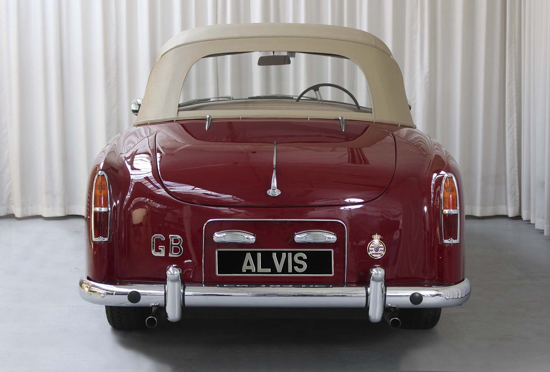 1961 TD 21 DHC By Park Ward For Sale (picture 4 of 6)