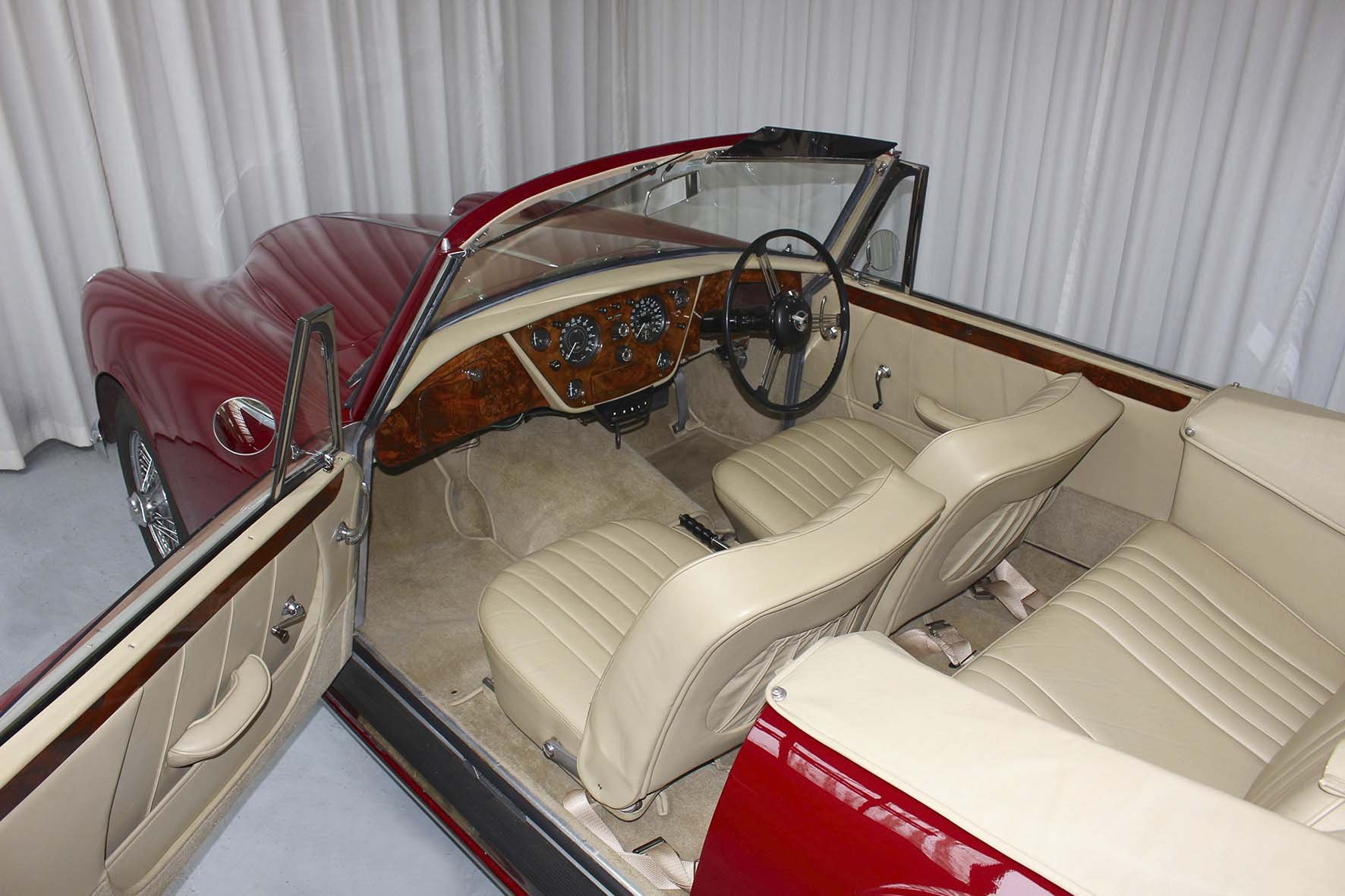 1961 TD 21 DHC By Park Ward For Sale (picture 5 of 6)