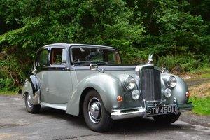 1951 Alvis TA21 Saloon