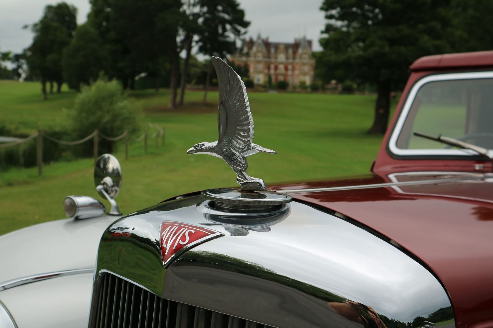 ALVIS TA 21 Original Drophead by TICKFORD 1952 For Sale (picture 6 of 6)