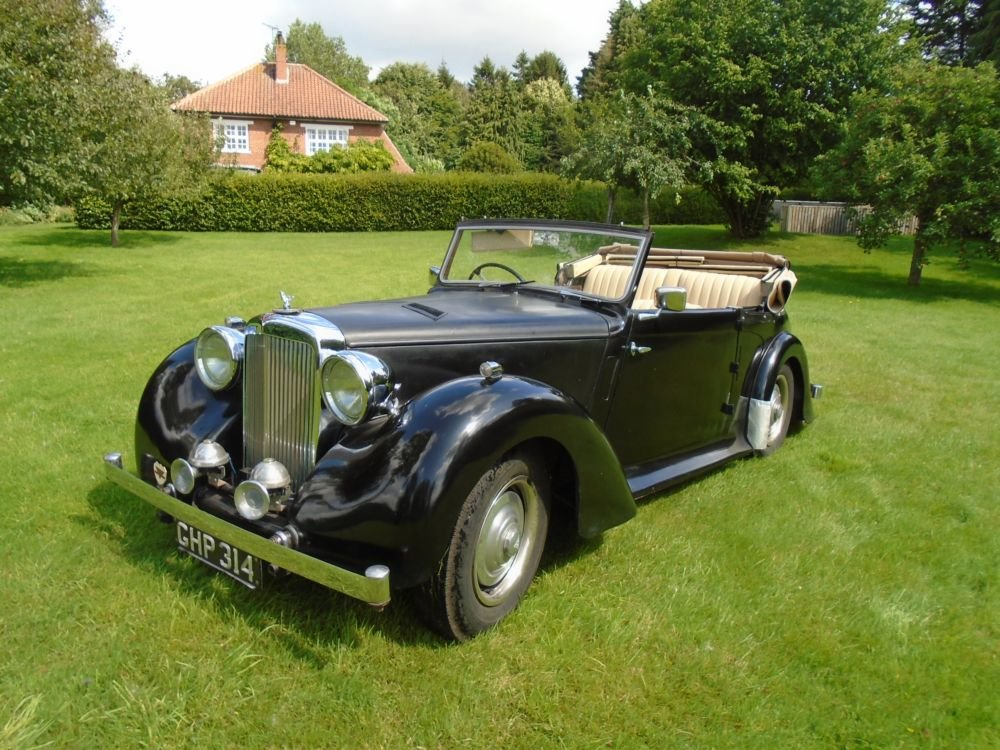 1947 Alvis TA 14  For Sale (picture 1 of 6)