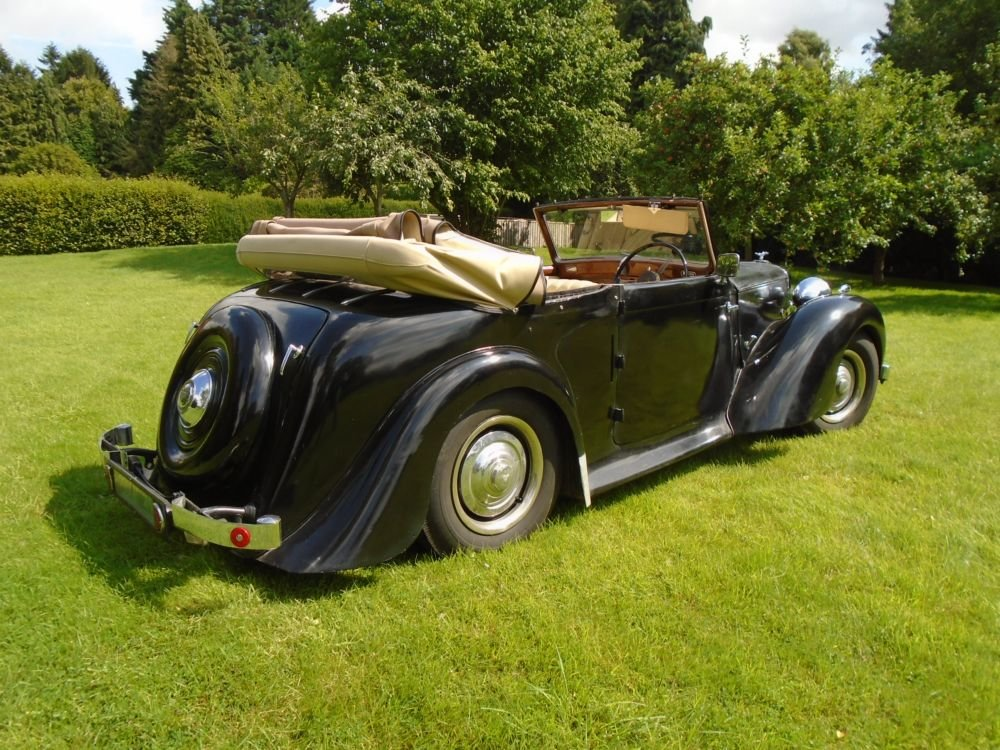 1947 Alvis TA 14  For Sale (picture 2 of 6)
