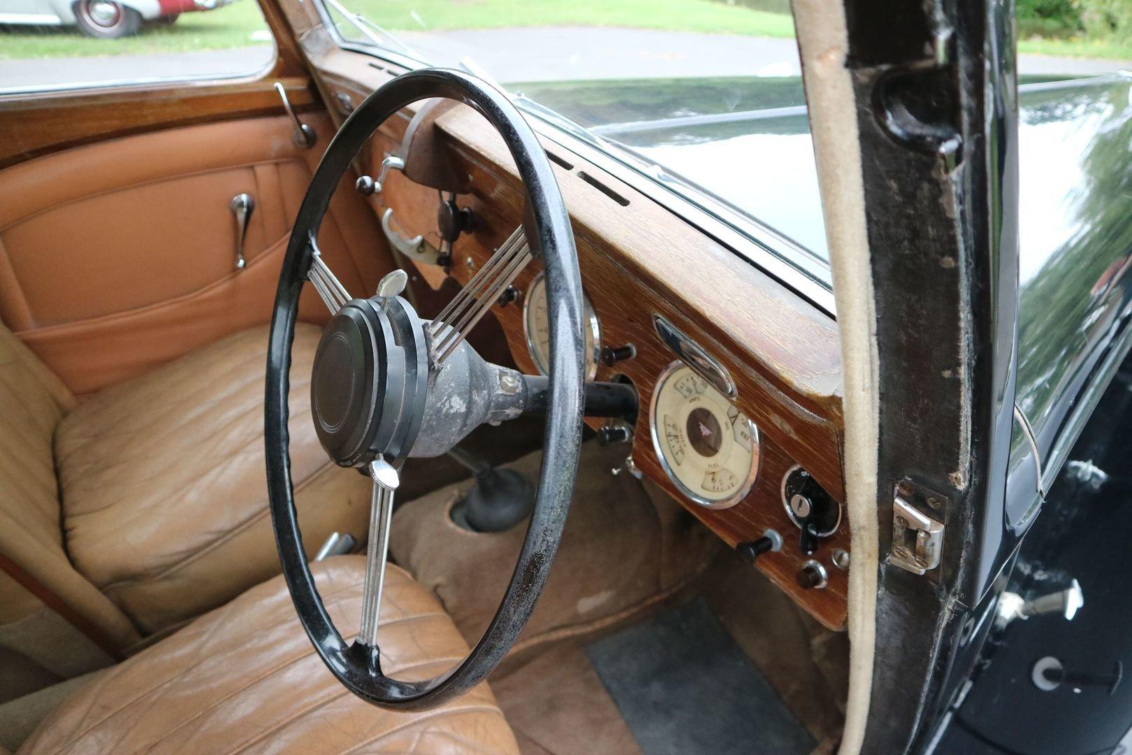 1947 ALVIS TA14 Same Family Owned, Genuine Original motor car  SOLD (picture 4 of 6)