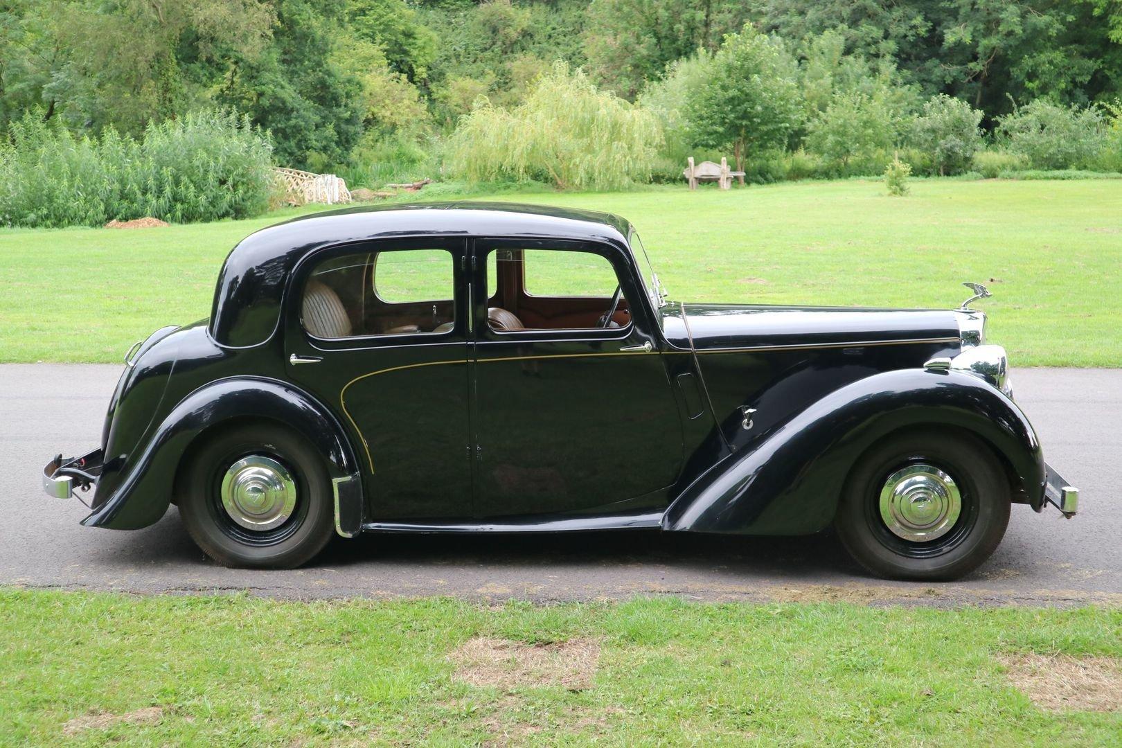 1947 ALVIS TA14 Same Family Owned, Genuine Original motor car  SOLD (picture 6 of 6)