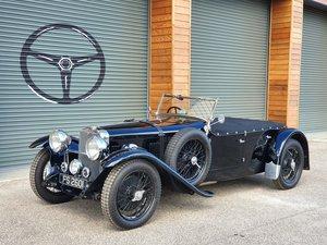 1932 Alvis Speed 20 Flat Rad For Sale