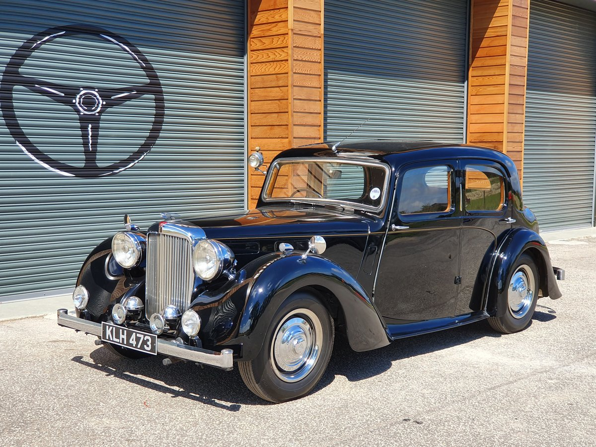 1949 Alvis TA14 For Sale (picture 1 of 6)