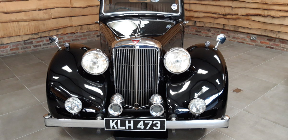 1949 Alvis TA14 For Sale (picture 4 of 6)