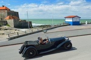 1932 Speed 20 SA vdp original car For Sale