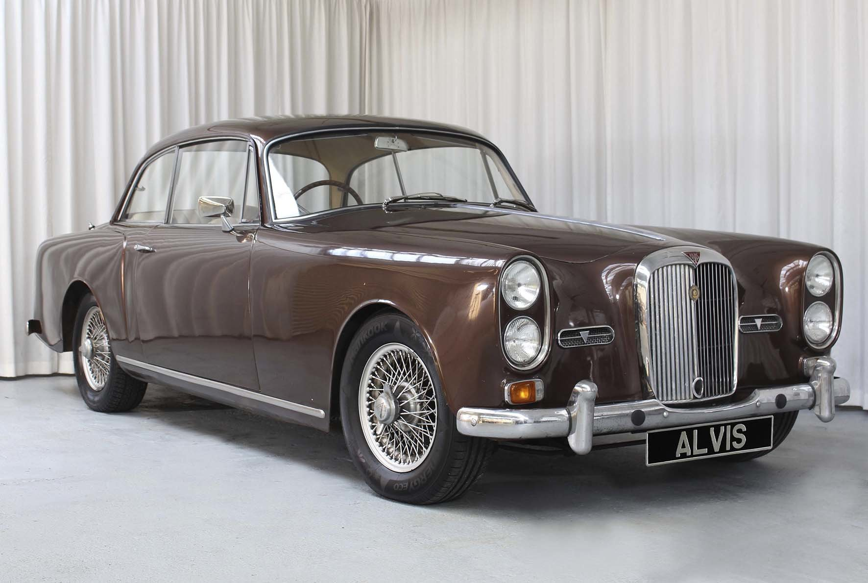 1965 TE 21 Saloon by Park Ward For Sale (picture 1 of 6)