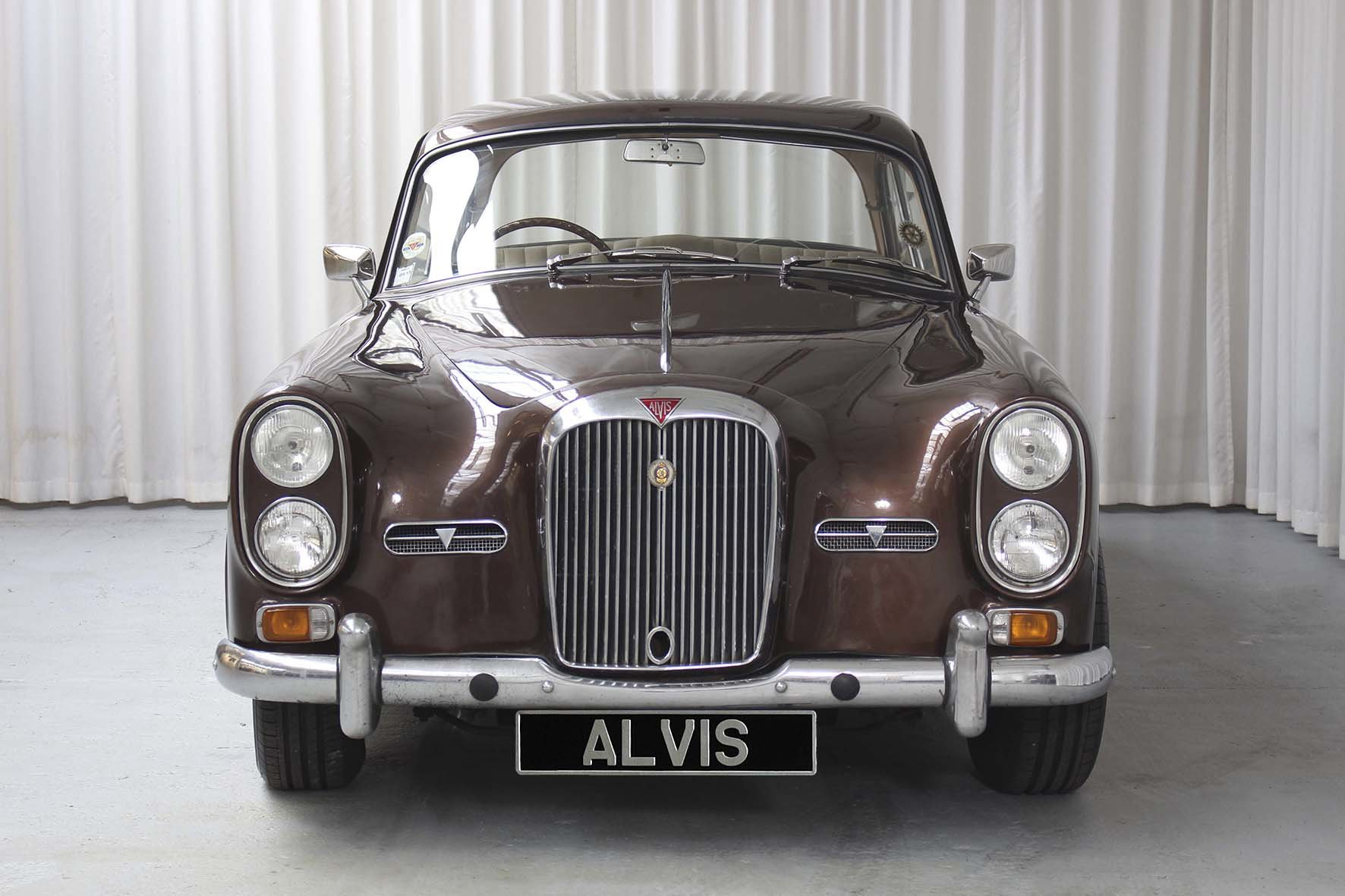 1965 TE 21 Saloon by Park Ward For Sale (picture 3 of 6)