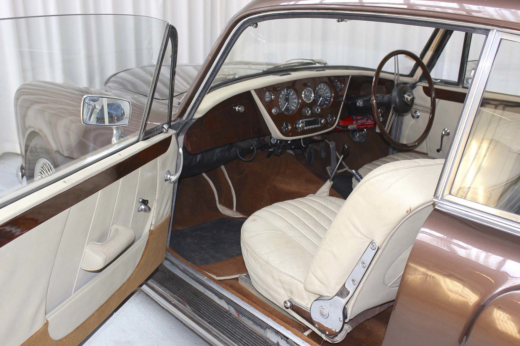 1965 TE 21 Saloon by Park Ward For Sale (picture 5 of 6)