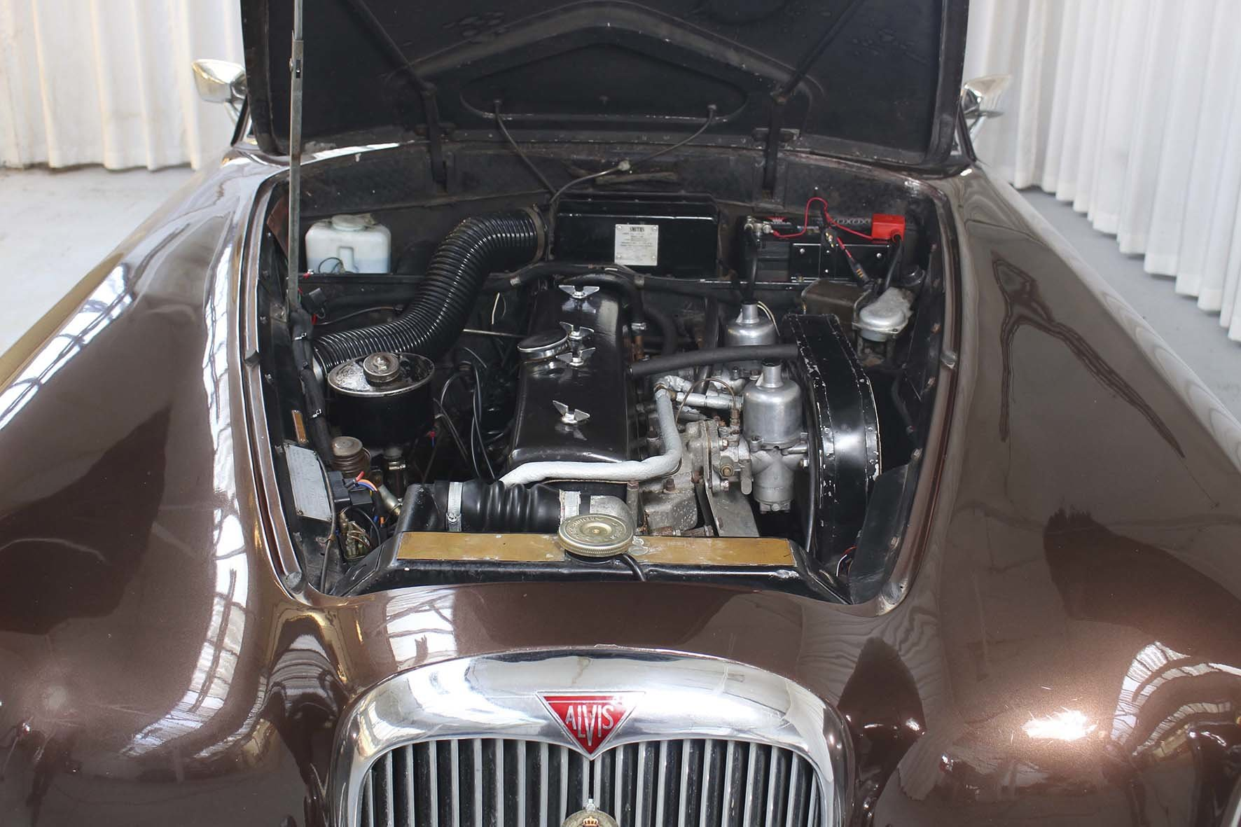 1965 TE 21 Saloon by Park Ward For Sale (picture 6 of 6)