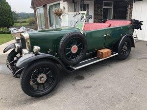 1926 Alvis 12/50 TG touring