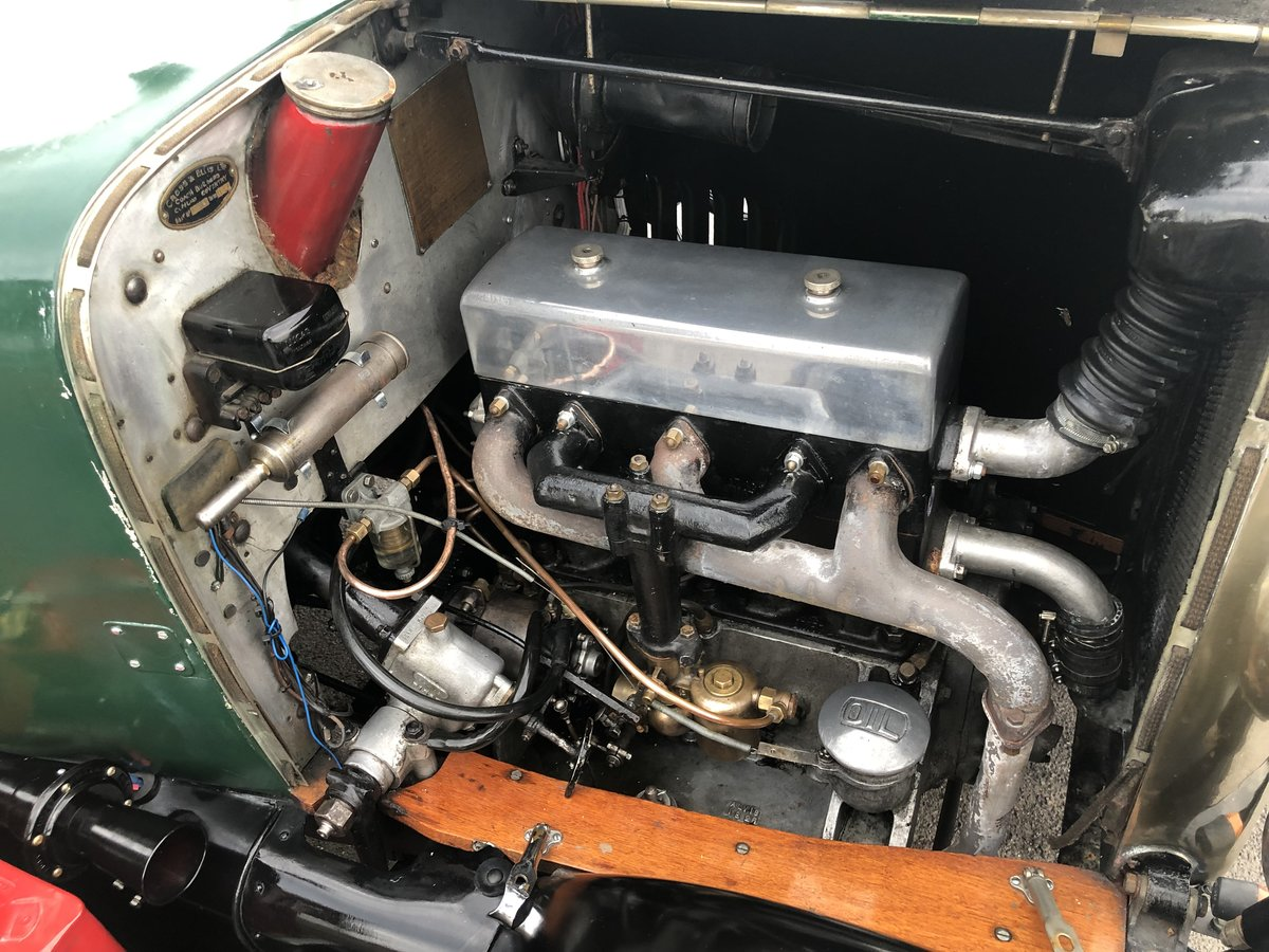 1926 Alvis 12/50 TG touring For Sale (picture 3 of 6)