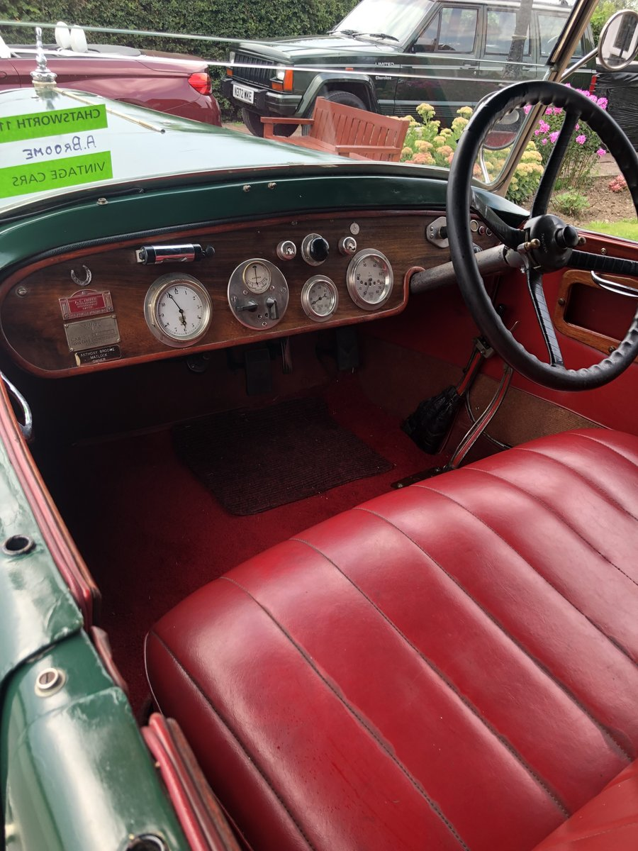 1926 Alvis 12/50 TG touring For Sale (picture 4 of 6)