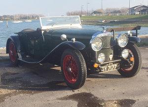 1932 Alvis 20 SE Speed Tourer by Vanden Plas 12 Sep 2019 For Sale by Auction