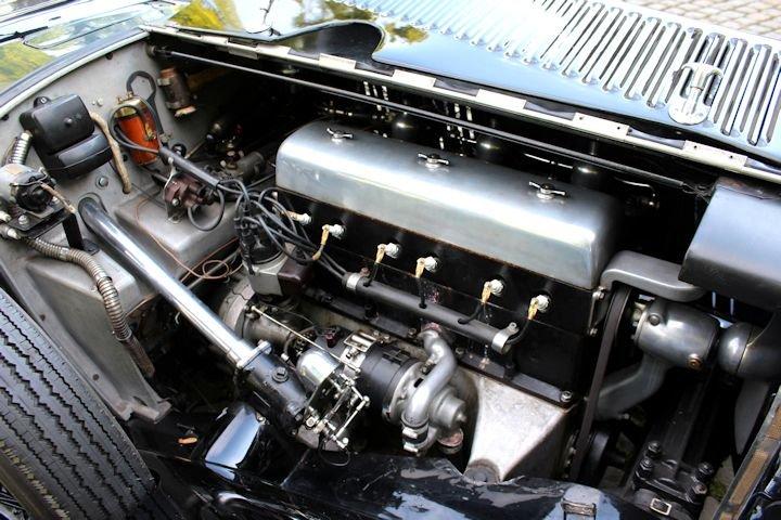 Alvis Speed 20 SC Vanden Plas Tourer - 1935 For Sale (picture 4 of 6)