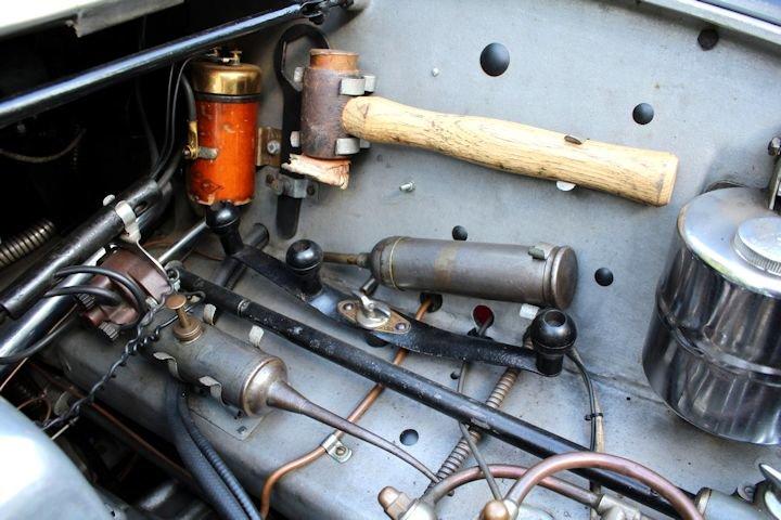Alvis Speed 20 SC Vanden Plas Tourer - 1935 For Sale (picture 5 of 6)