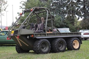 Alvis Supacat ATMP Mark III 6x6 2001 For Sale