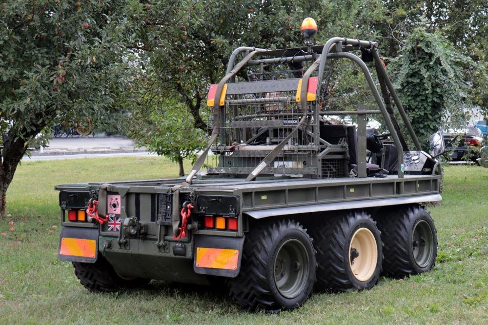 Alvis Supacat ATMP Mark III 6x6 2001 For Sale (picture 3 of 6)