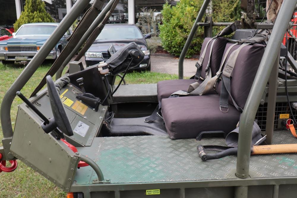 Alvis Supacat ATMP Mark III 6x6 2001 For Sale (picture 5 of 6)