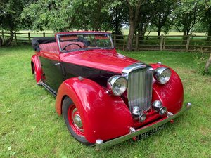 1949 Alvis TA14 Drophead Coupe  For Sale