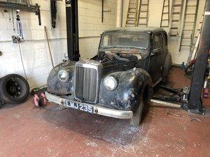 1951 Alvis TC 21