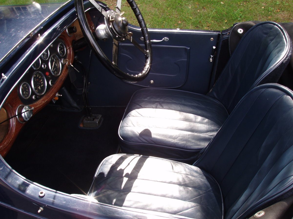 1932 Alvis 12/60 TL Beetleback For Sale (picture 4 of 6)