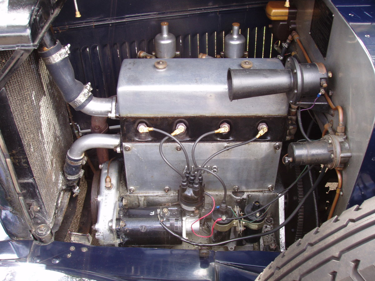 1932 Alvis 12/60 TL Beetleback For Sale (picture 6 of 6)