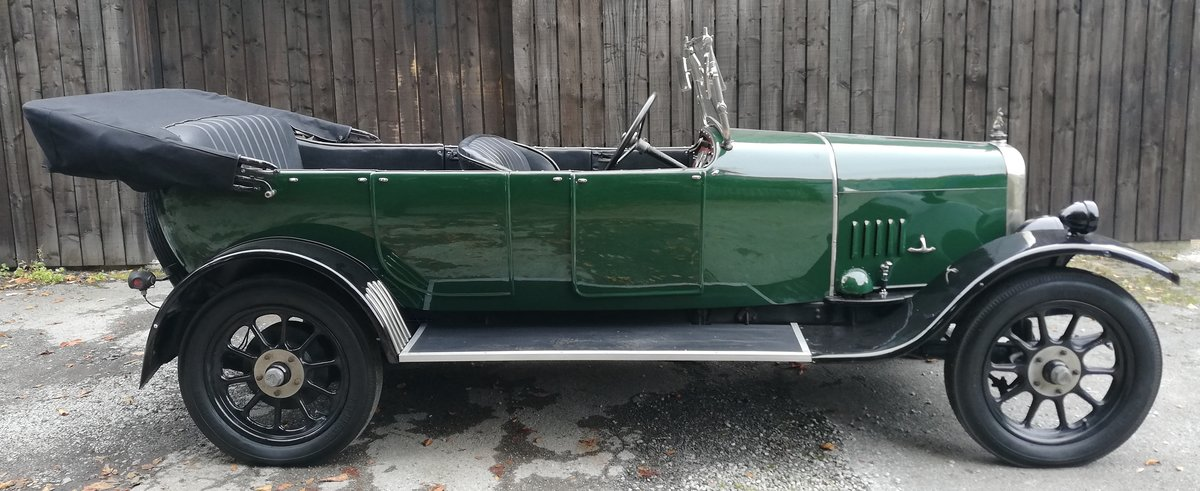 1924 Alvis 12/40 4 Seater Tourer  For Sale (picture 1 of 5)