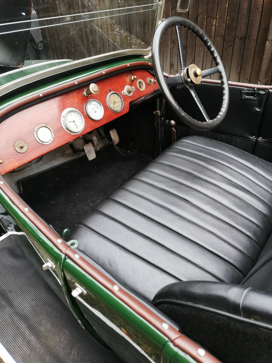 1924 Alvis 12/40 4 Seater Tourer  For Sale (picture 4 of 5)
