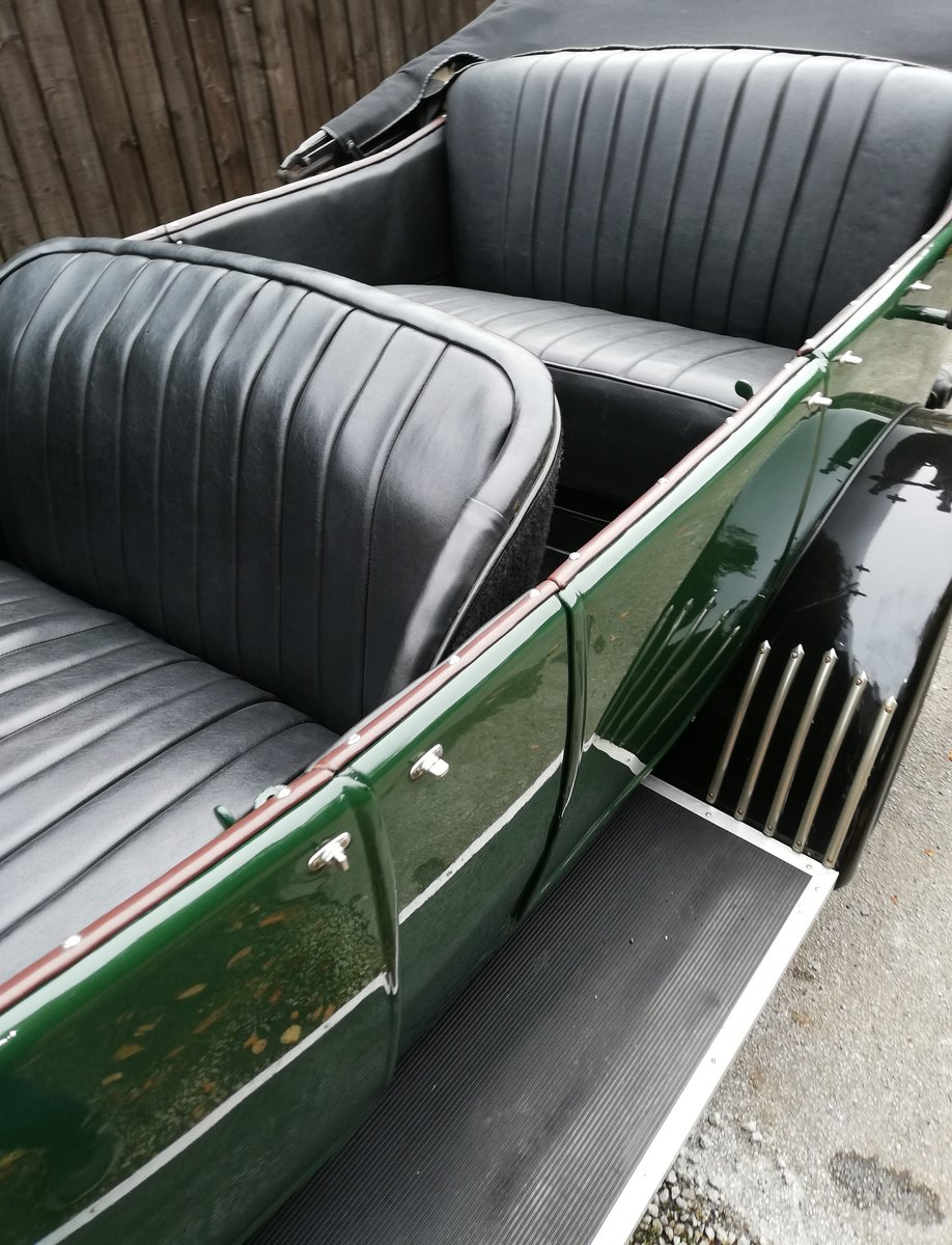 1924 Alvis 12/40 4 Seater Tourer  For Sale (picture 5 of 5)