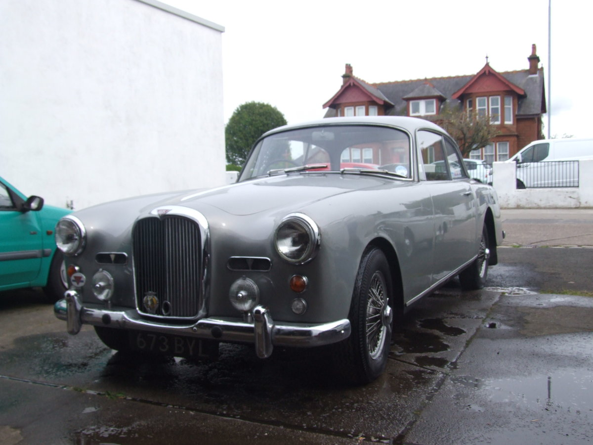 1962 Alvis TD21 Ser.1  For Sale (picture 1 of 6)