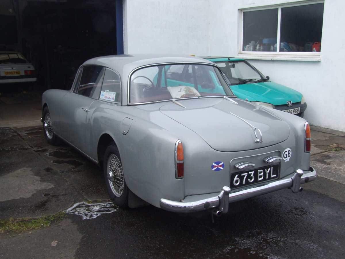 1962 Alvis TD21 Ser.1  For Sale (picture 2 of 6)