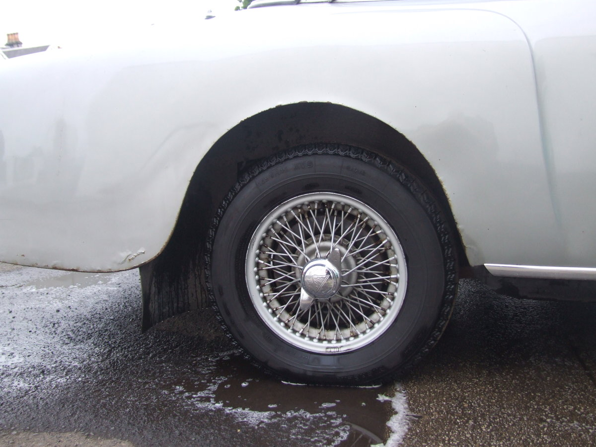 1962 Alvis TD21 Ser.1  For Sale (picture 3 of 6)
