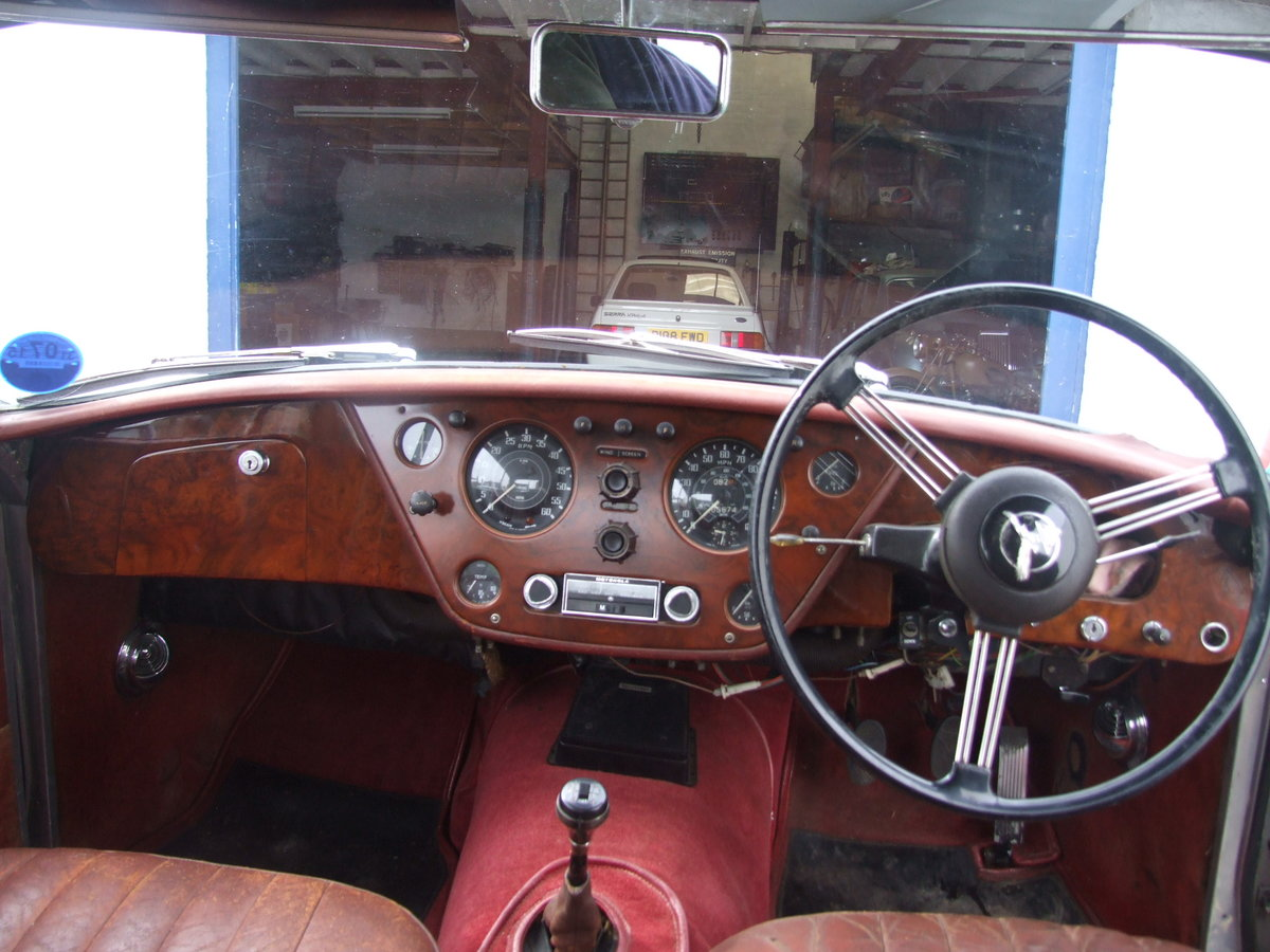 1962 Alvis TD21 Ser.1  For Sale (picture 5 of 6)