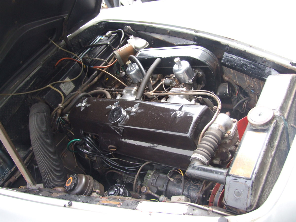 1962 Alvis TD21 Ser.1  For Sale (picture 6 of 6)