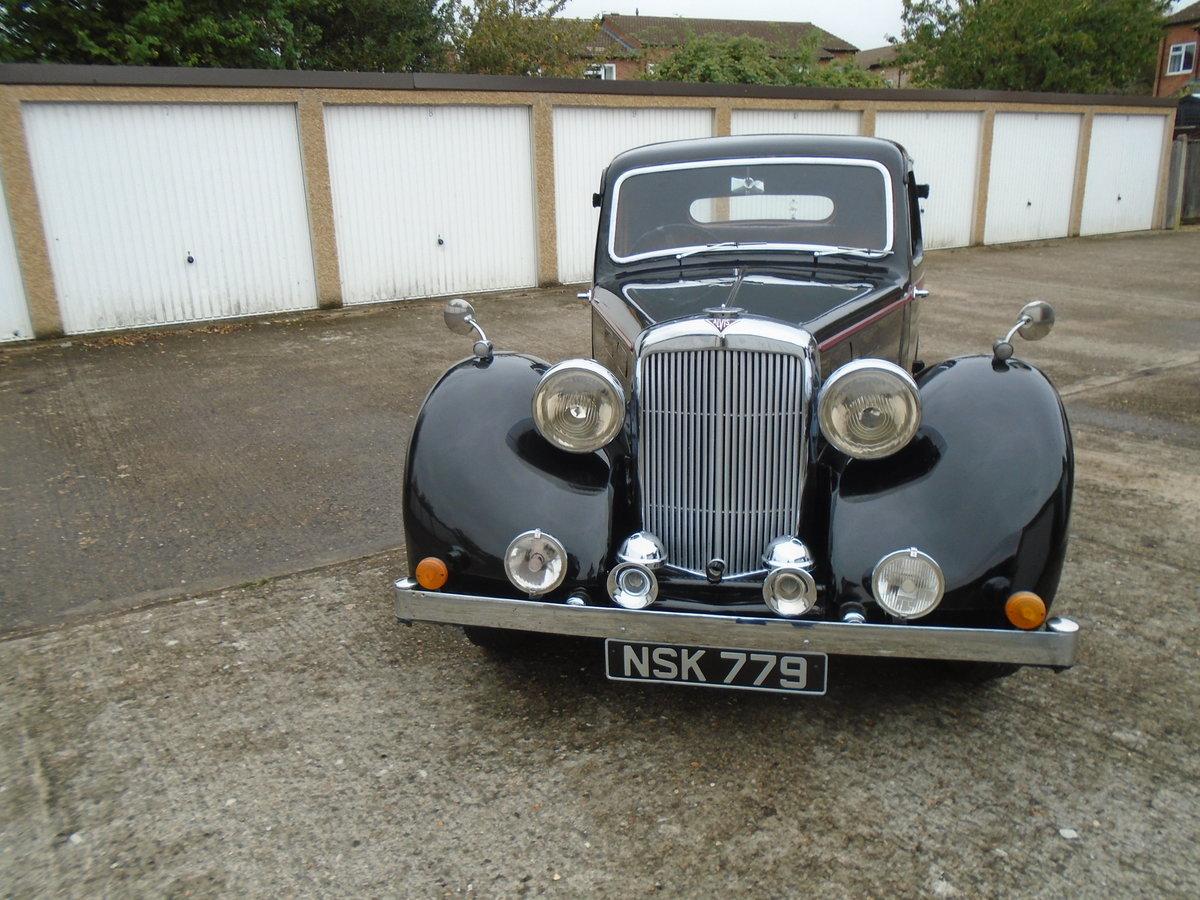 1949 Alvis TA 14 For Sale (picture 1 of 6)