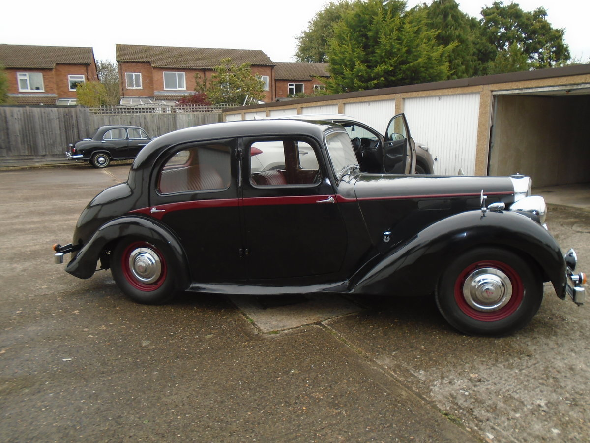1949 Alvis TA 14 For Sale (picture 4 of 6)