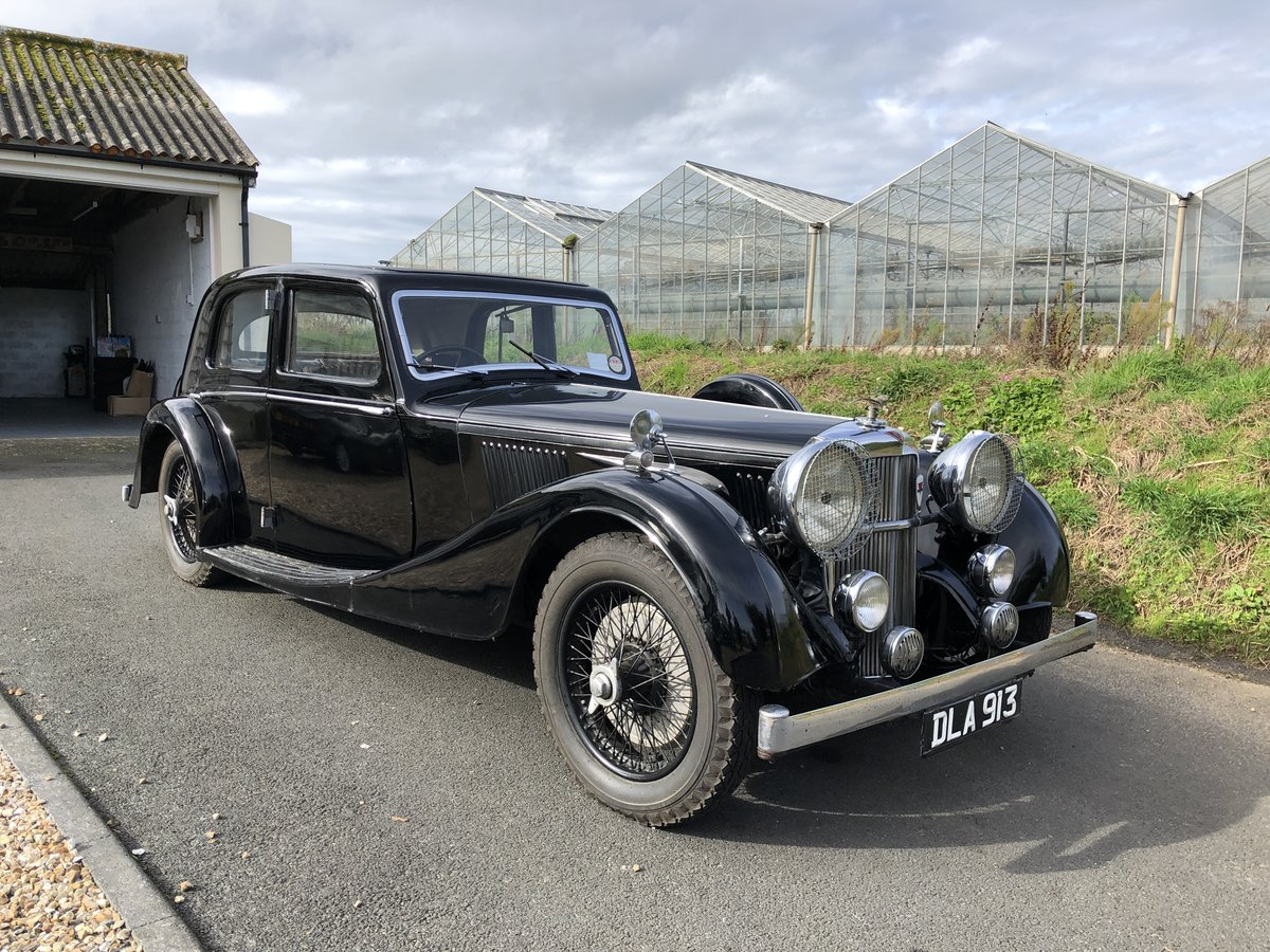 1936 Alvis Speed 25 For Sale (picture 1 of 6)