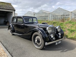 1936 Alvis Speed 25 For Sale